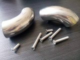 Stainless Steel Elbow & Bolt
